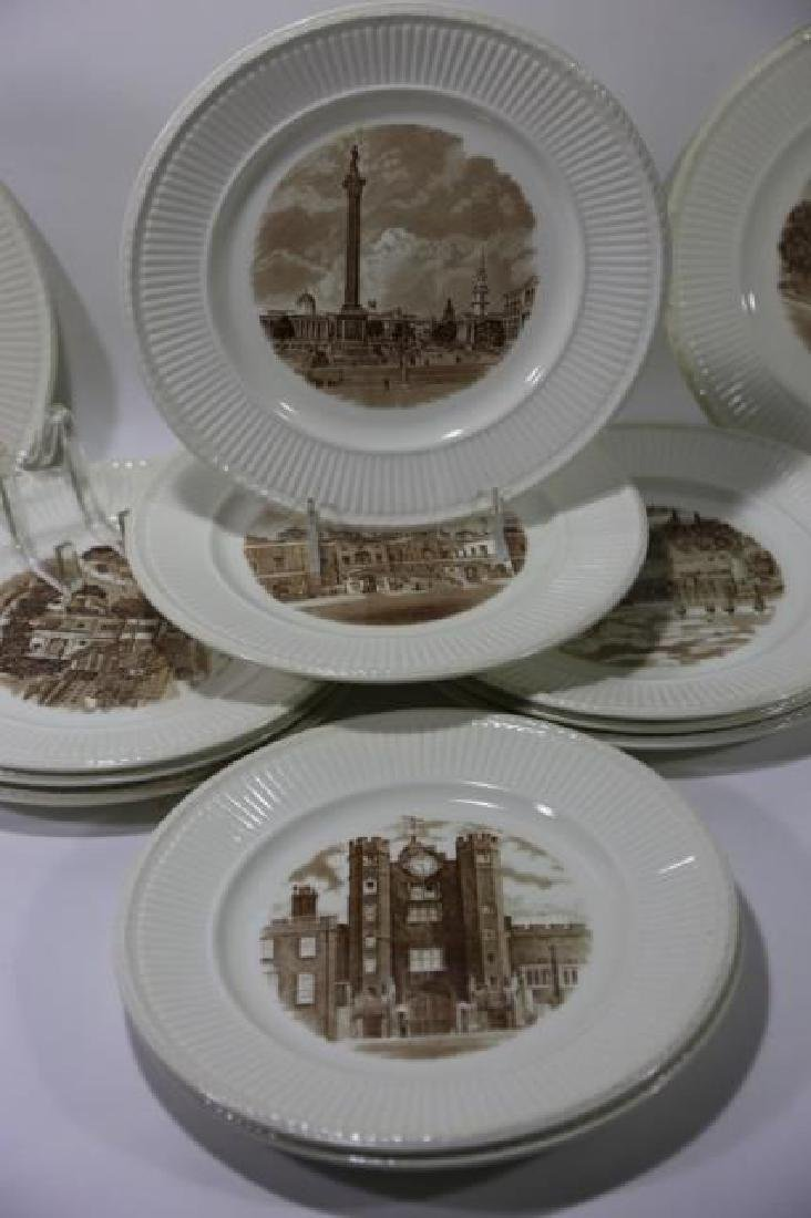 WEDGWOOD CABINET PLATE GROUPING - 5