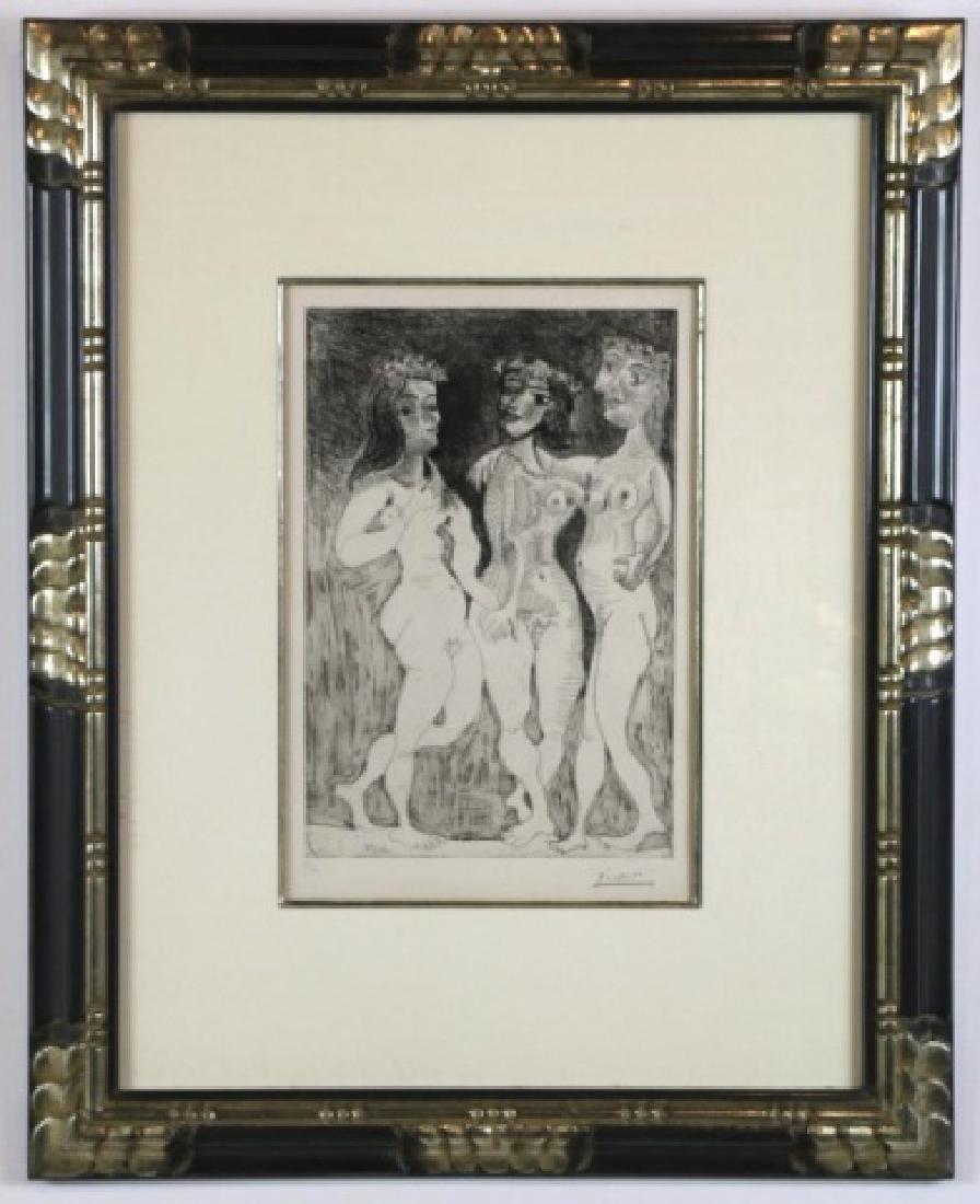 PABLO PICASSO (SPANISH1881-1973) 1938 ETCHING 3/50