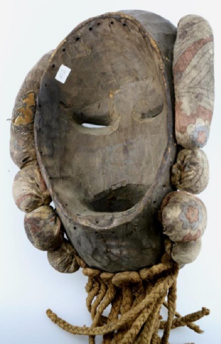 AFRICAN MASK - 5