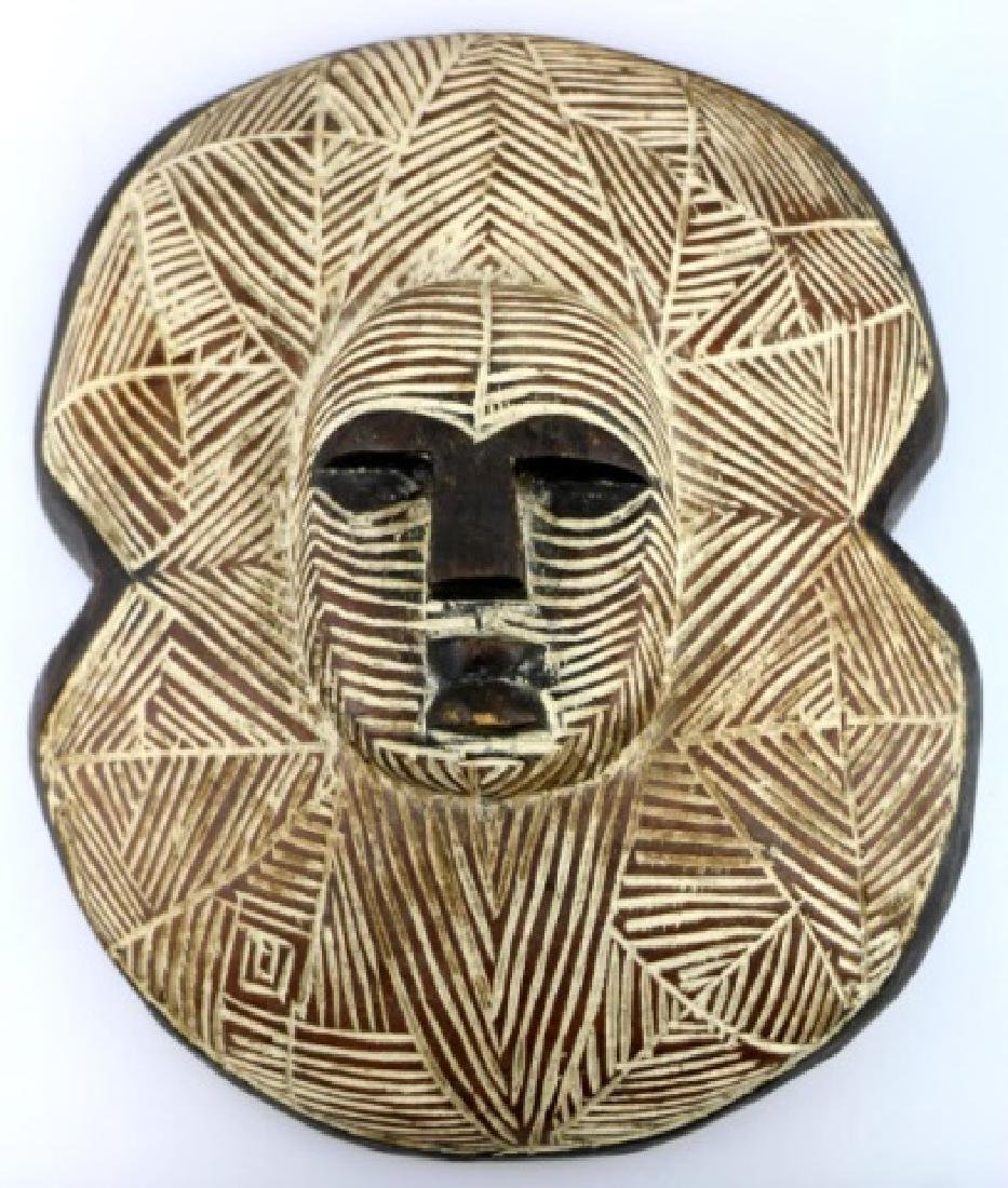 AFRICAN EAST FACE MASK