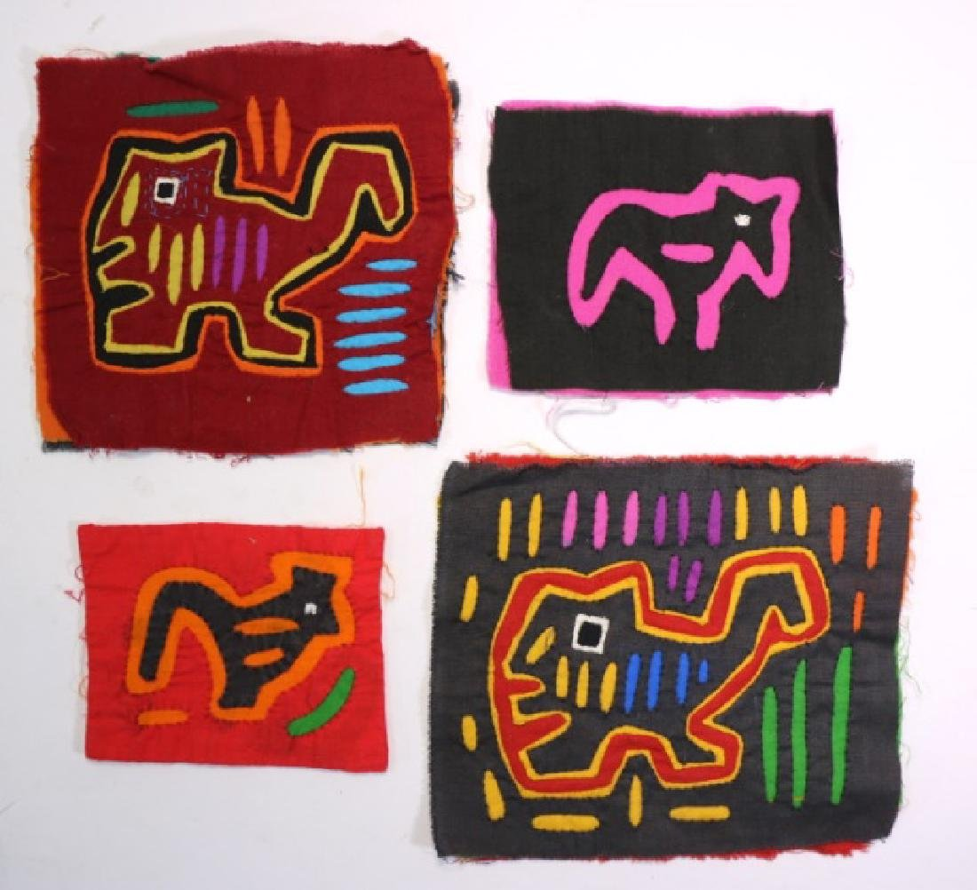 MOLA  VINTAGE TEXTILE FRAGMENTS