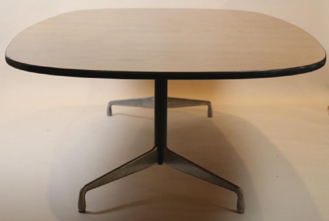 EAMES / HERMAN MILLER  MODERN CONFERENCE TABLE - 2