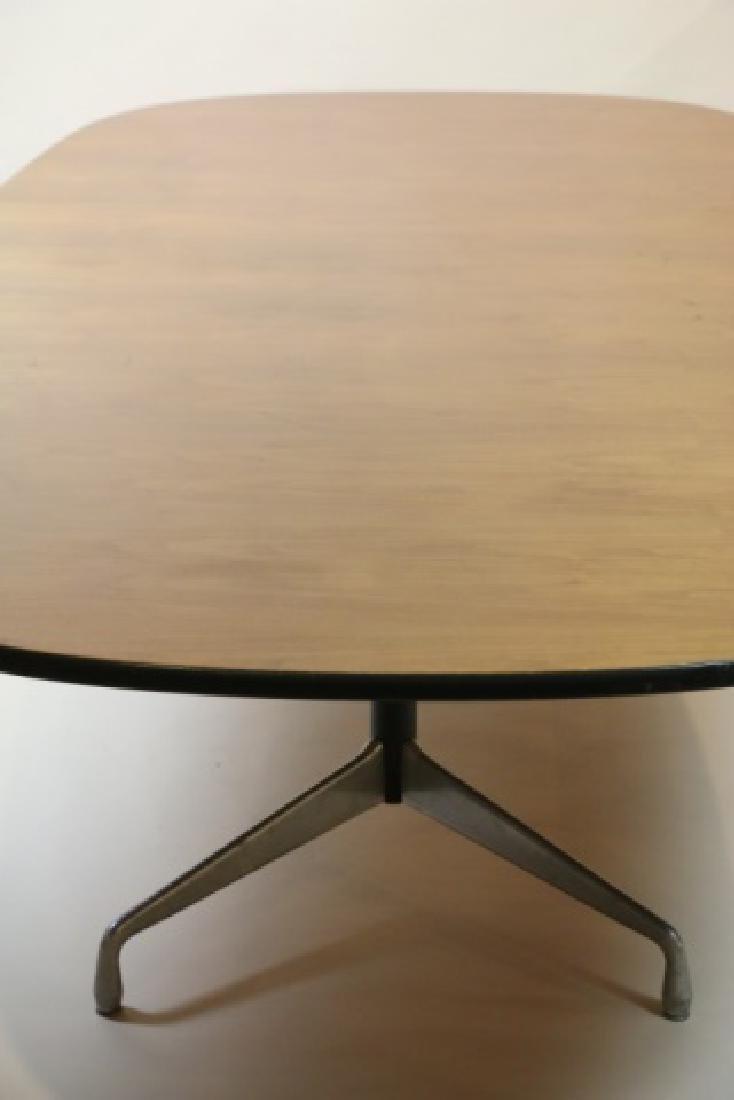 EAMES / HERMAN MILLER  MODERN CONFERENCE TABLE - 4