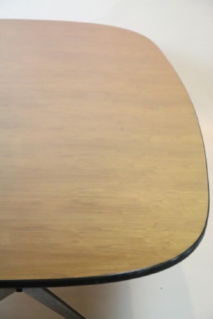 EAMES / HERMAN MILLER  MODERN CONFERENCE TABLE - 6