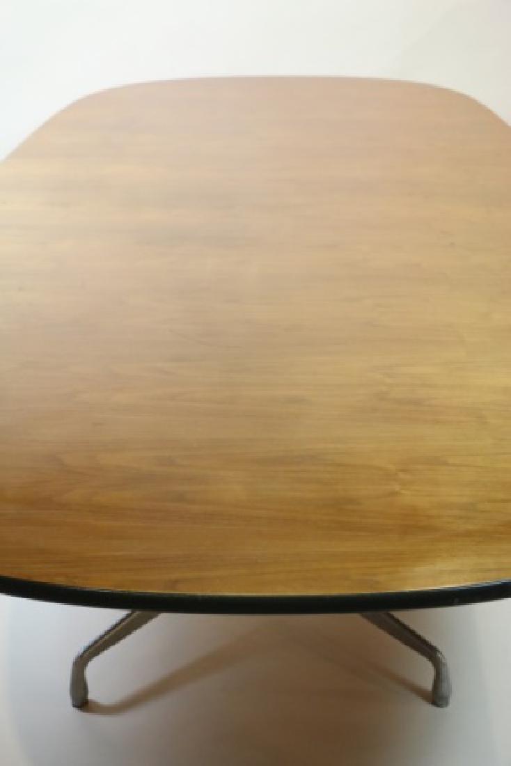 EAMES / HERMAN MILLER  MODERN CONFERENCE TABLE - 9