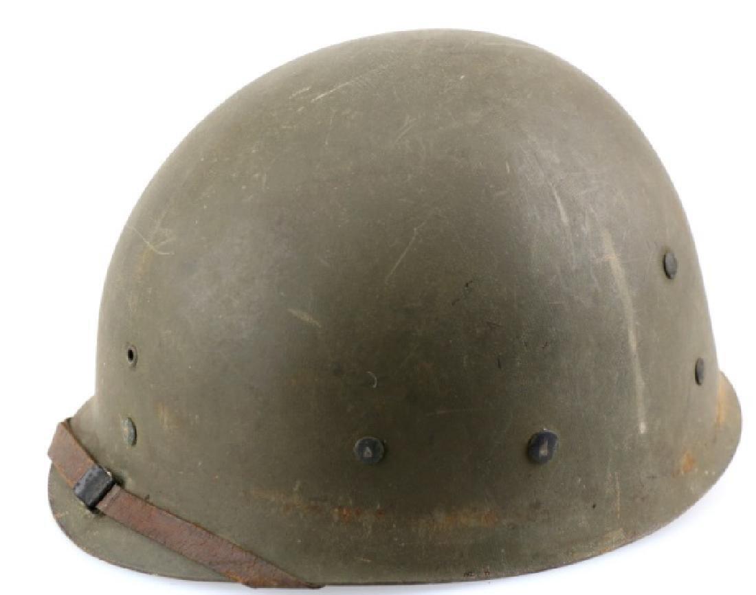 AMERICAN WWII ARMY M1 SUMMER HELMET