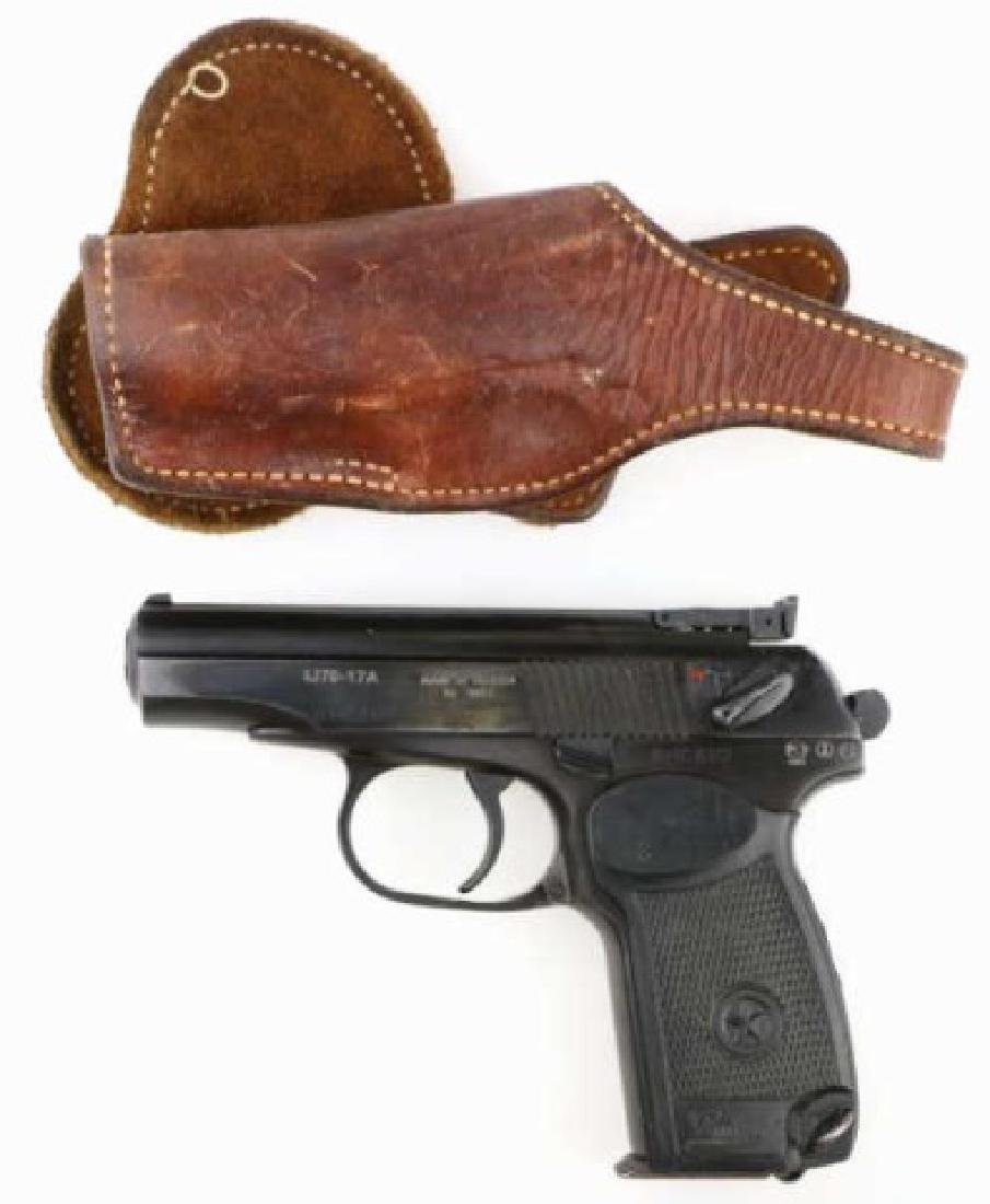 RUSSIAN .380 ACP SEMI AUTOMATIC PISTOL