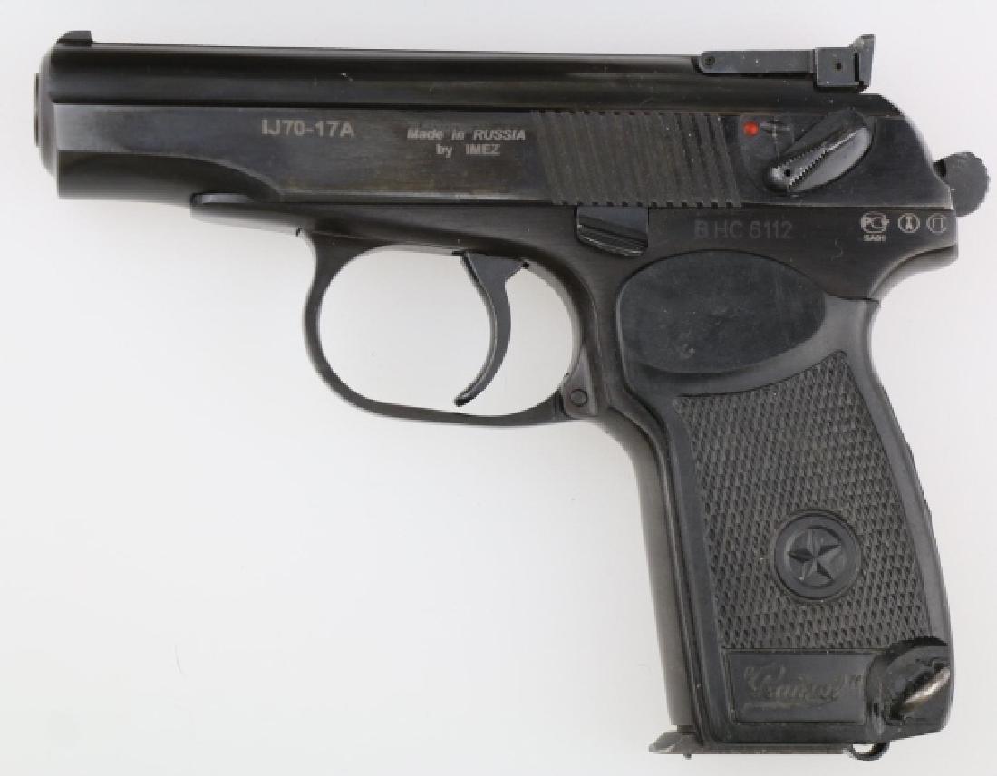 RUSSIAN .380 ACP SEMI AUTOMATIC PISTOL - 4