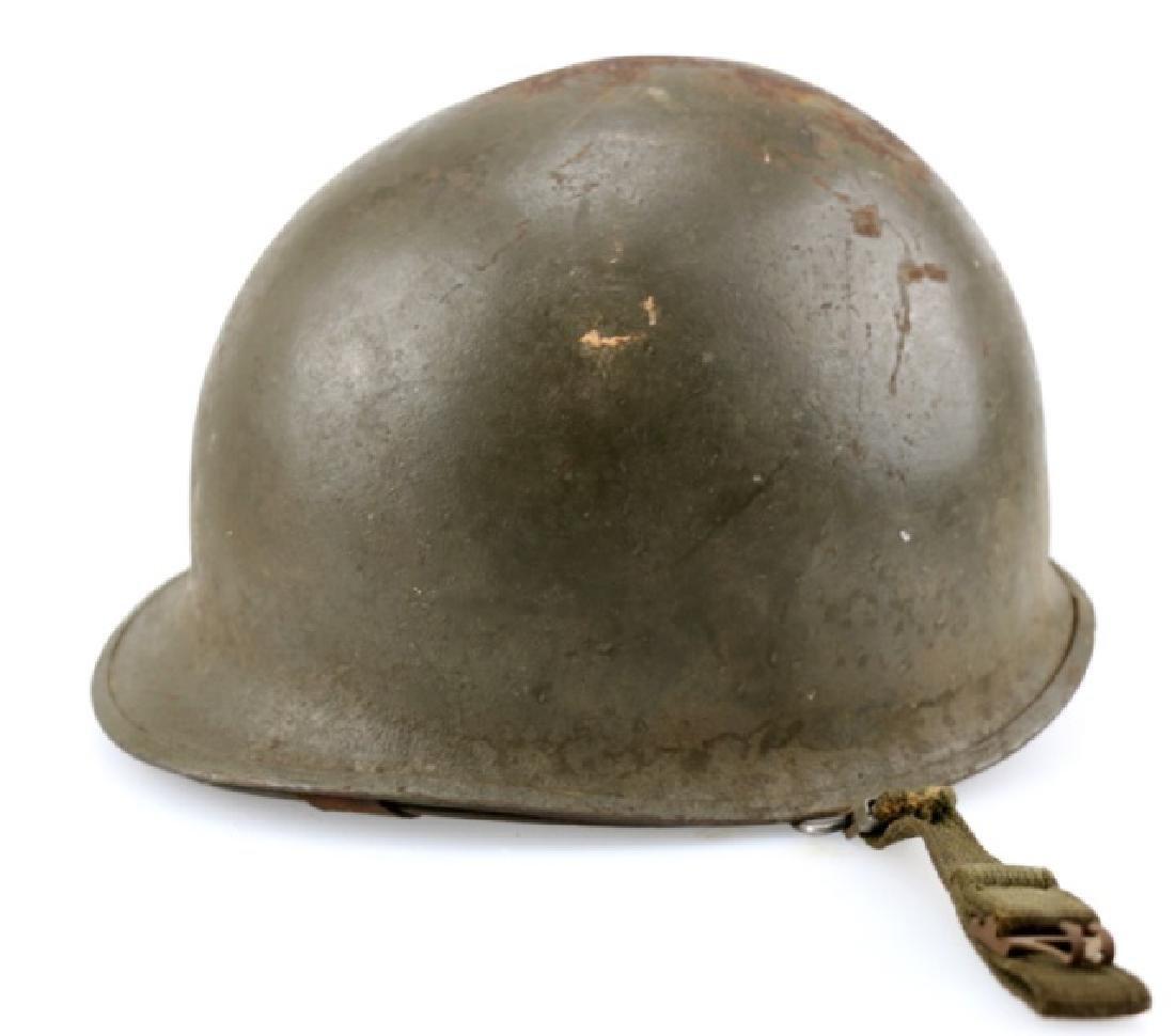 AMERICAN WWII ARMY M1 HELMET