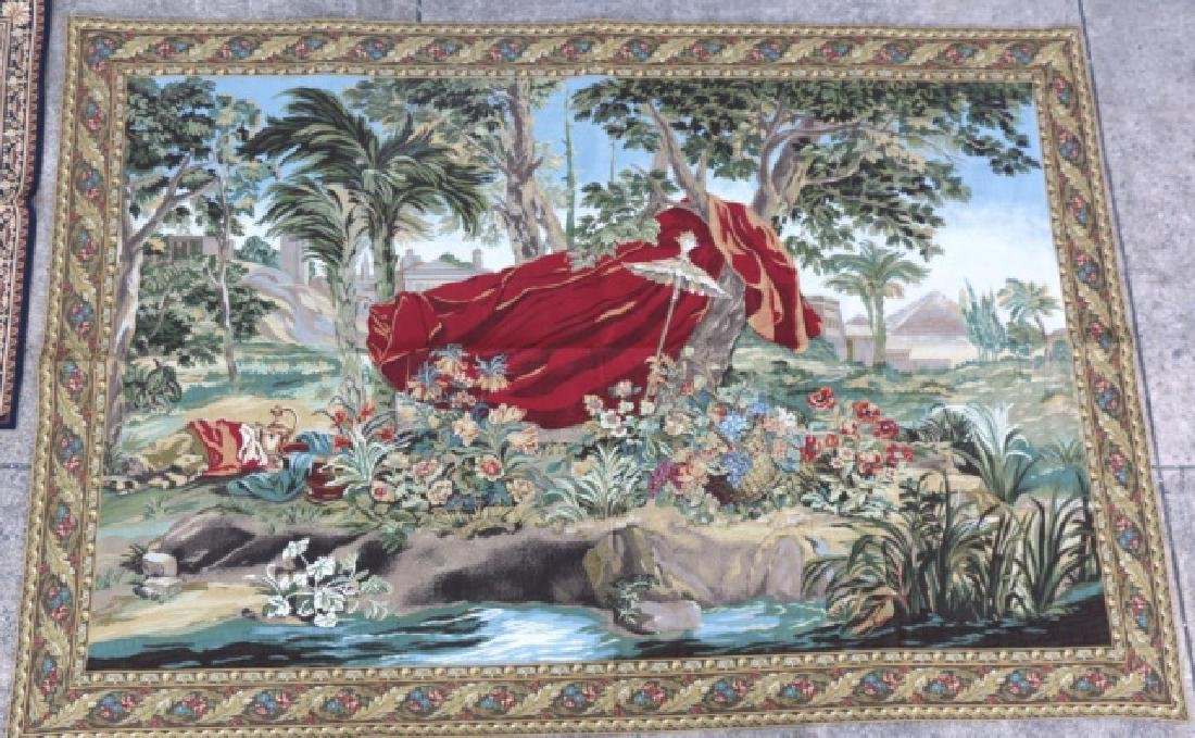 ENGLISH  LANDSCAPE TAPESTRY