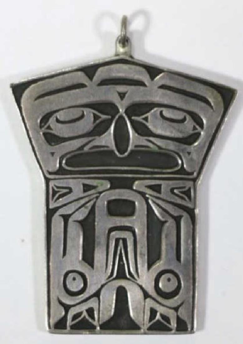 NATIVE AMERICAN STERLING SILVER