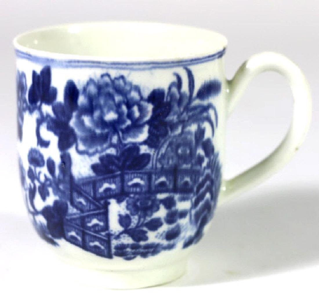 CHINESE 19TH C. EXPORT TEA CUP