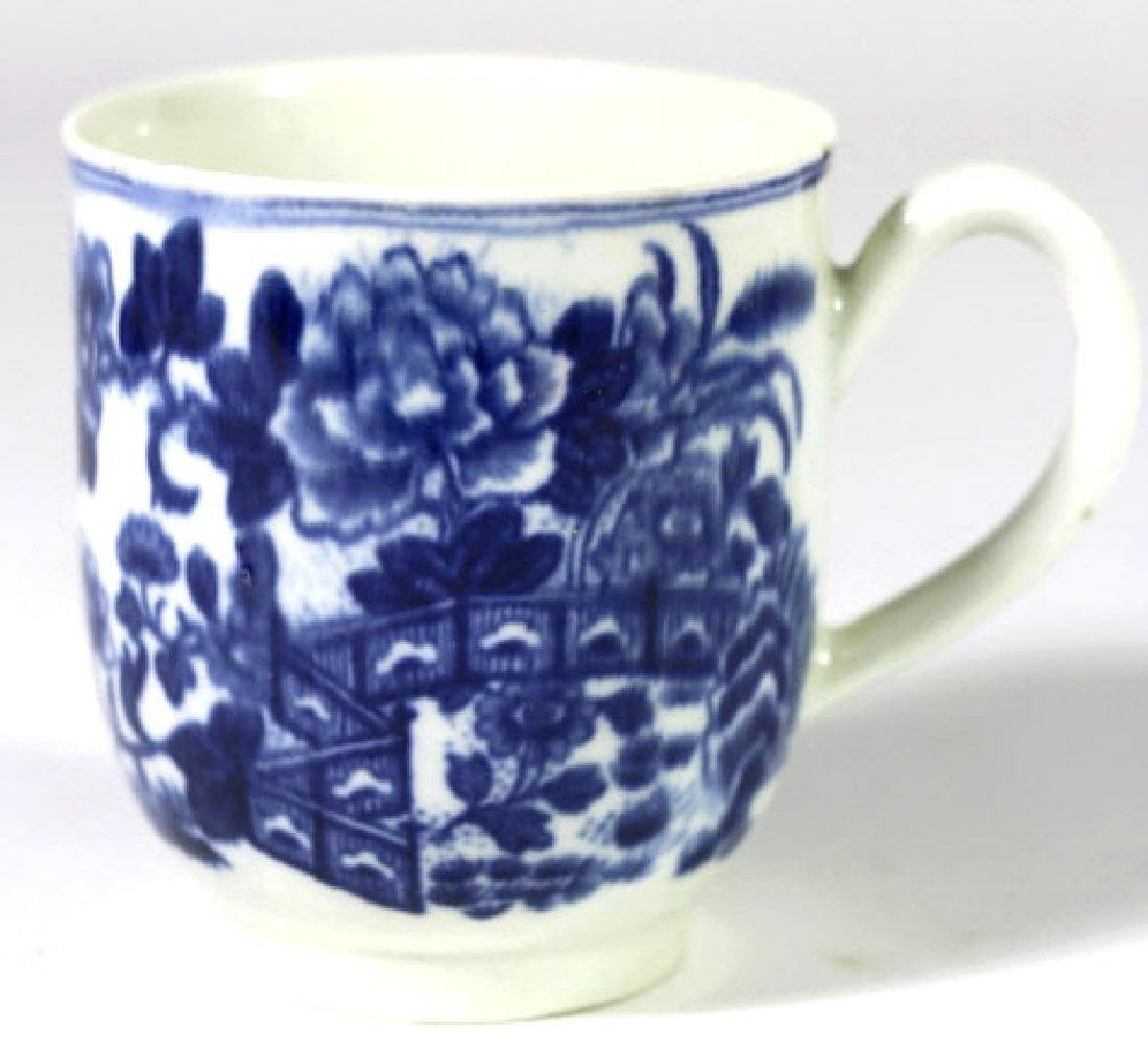 CHINESE 19TH C. EXPORT TEA CUP - 4