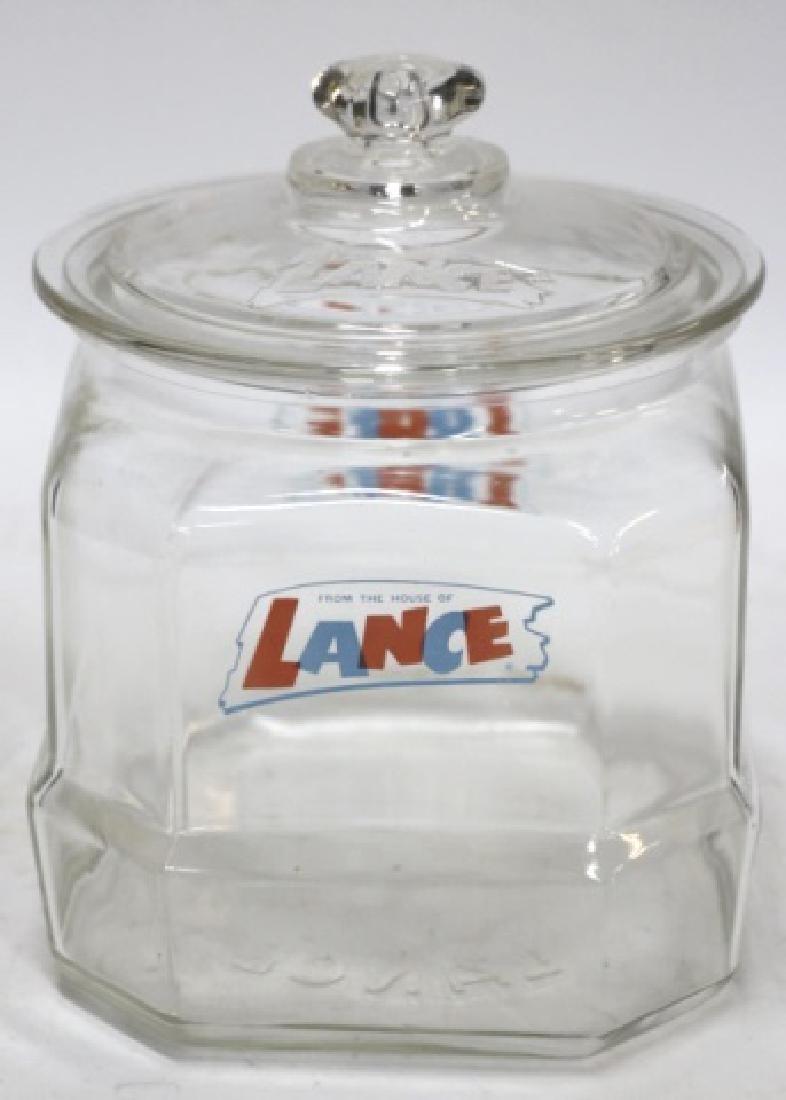 LANCE ANTIQUE COOKIE JAR