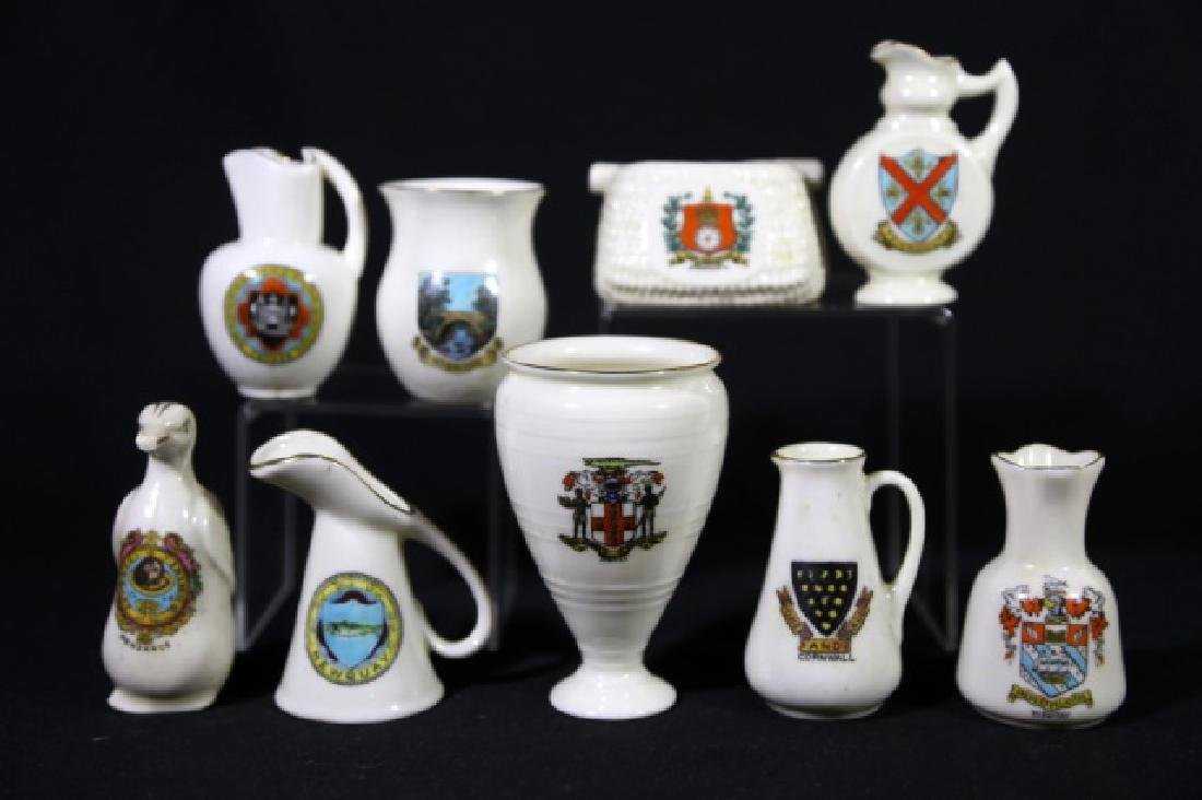 GOSS CRESTED CHINA GROUPING