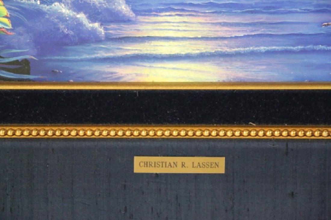 CHRISTIAN RIESE LASSEN (AMERICAN 1956-) - 3