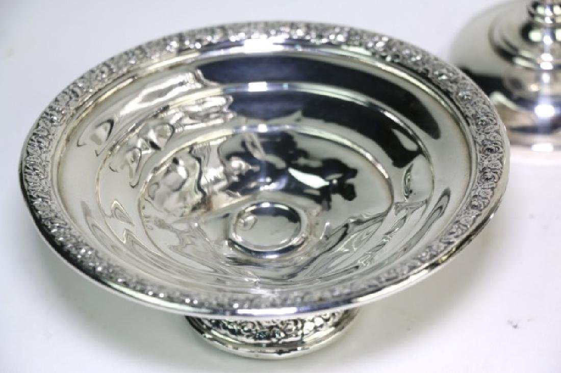 STERLING SILVER GROUPING - 5