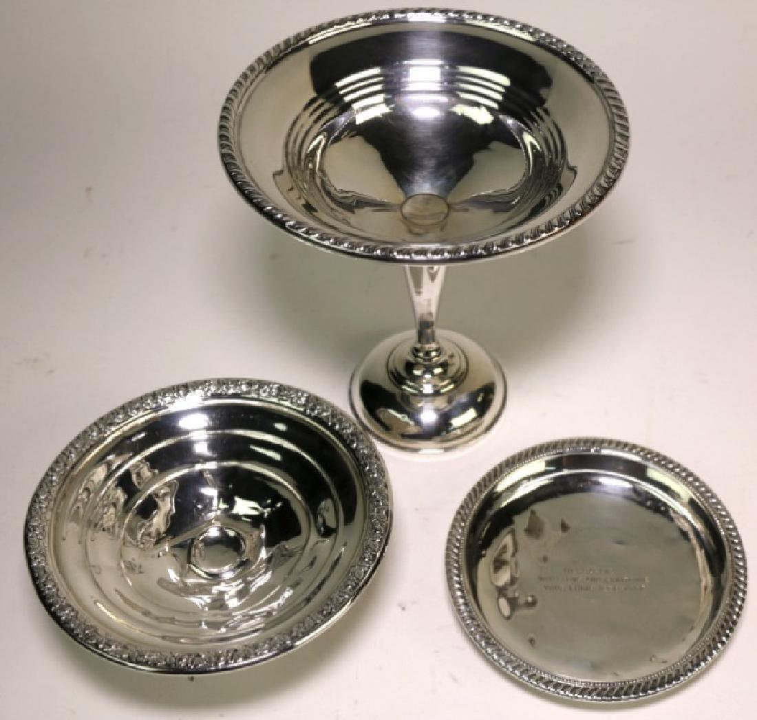 STERLING SILVER GROUPING - 7