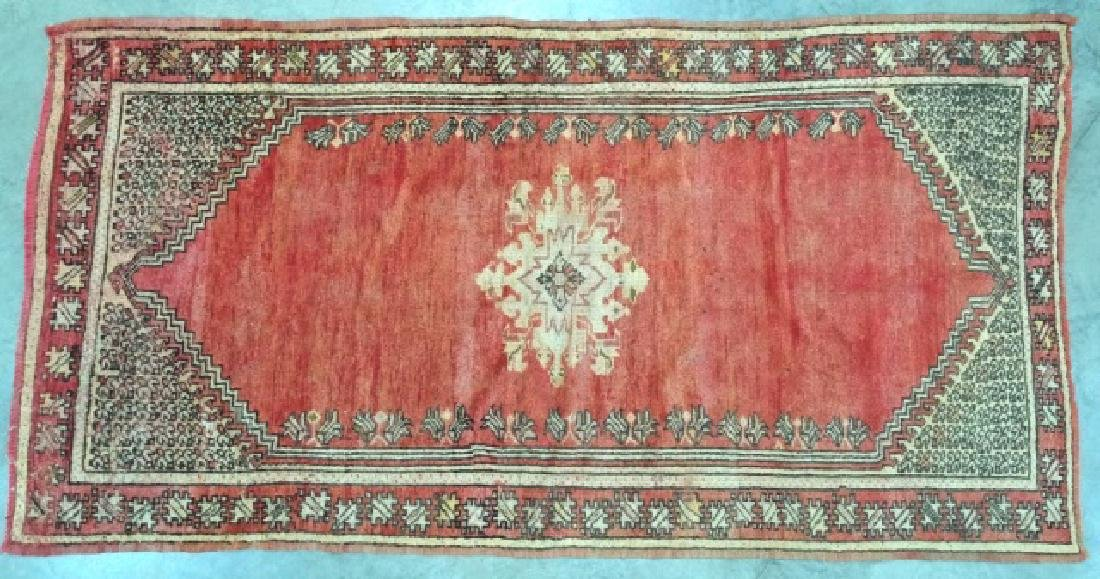HAND WOVEN LARGE AREA RUNNER