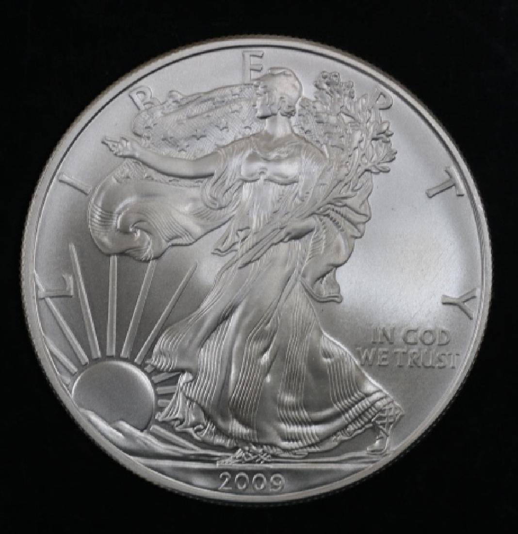 UNCIRCULATED PEACE SILVER DOLLAR - 6