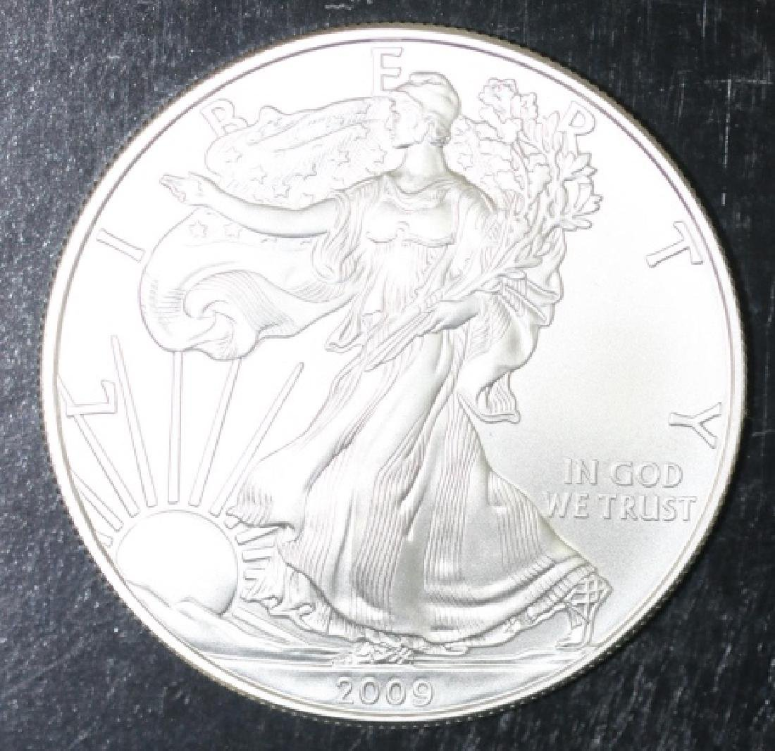 UNCIRCULATED PEACE SILVER DOLLAR - 7