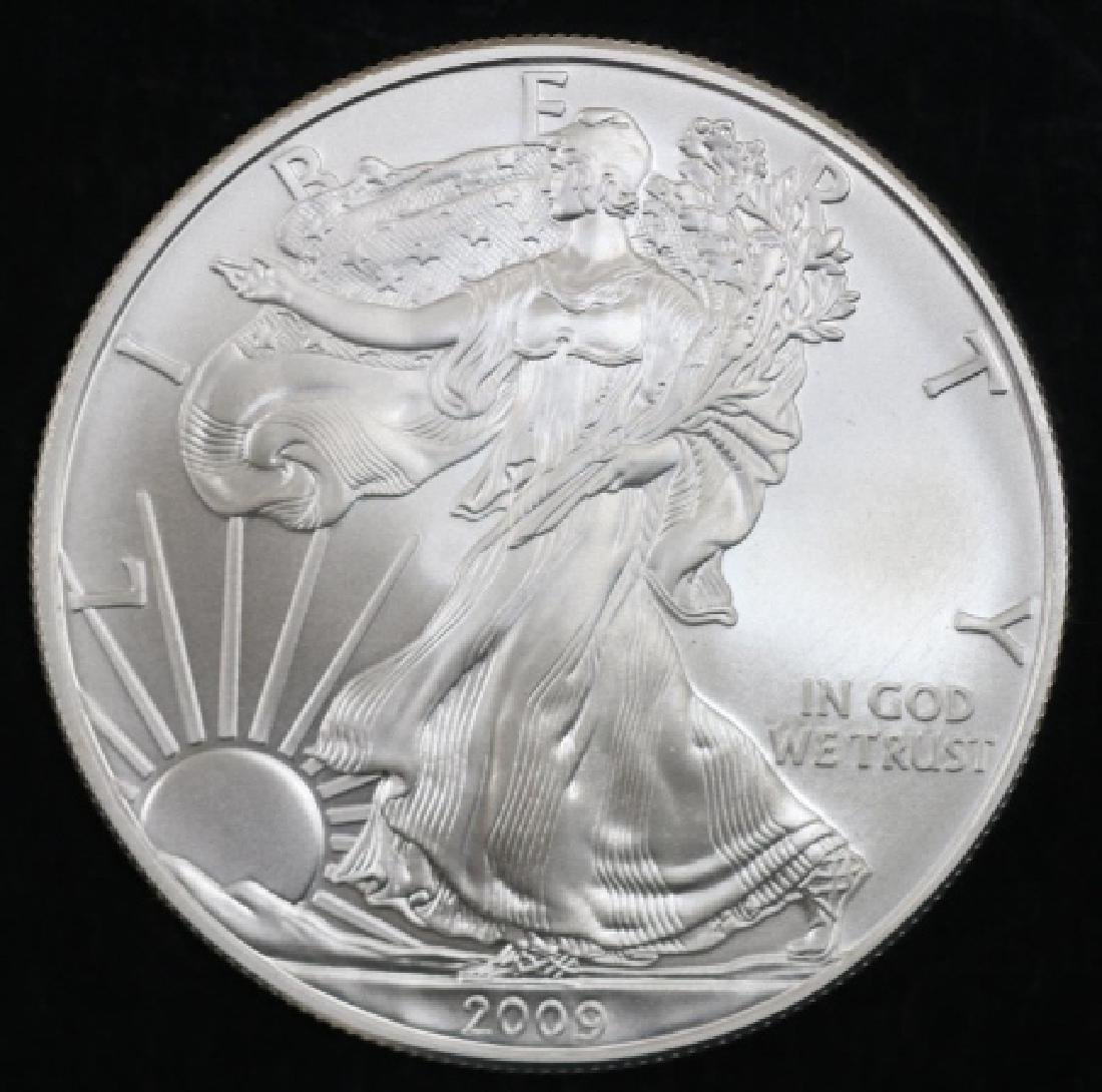 UNCIRCULATED PEACE SILVER DOLLAR