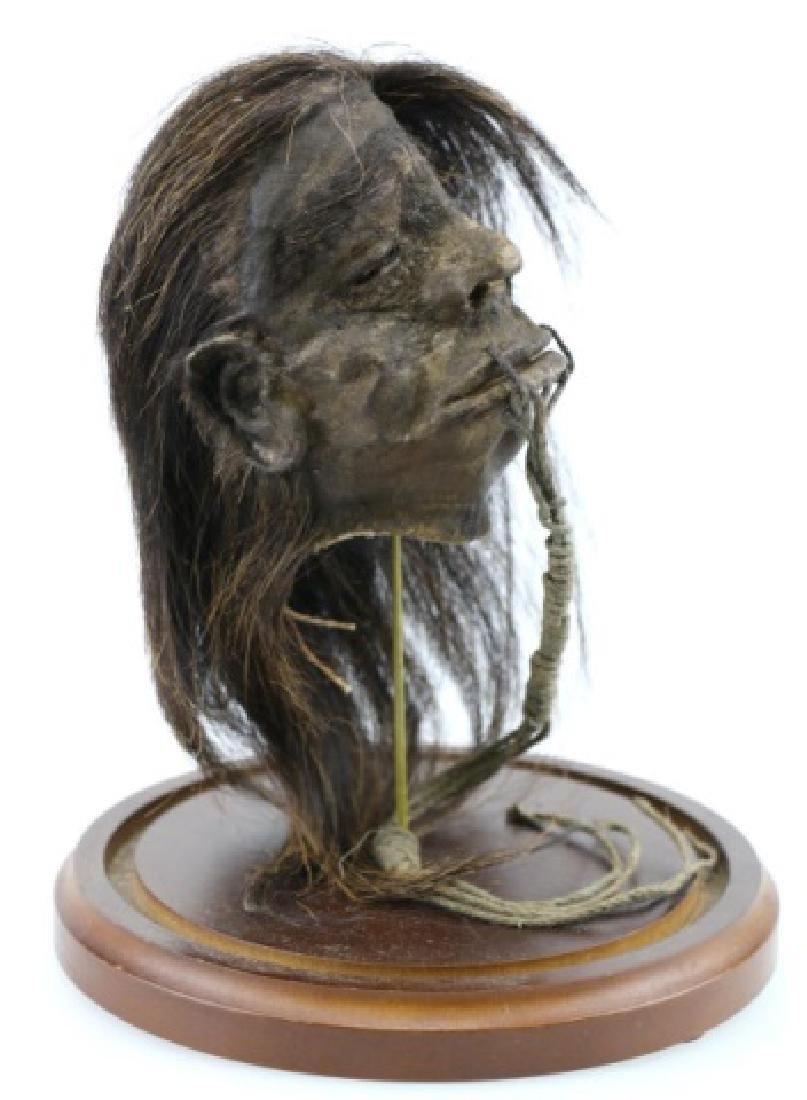 SHRUNKEN HEAD UNDER DOME - 3