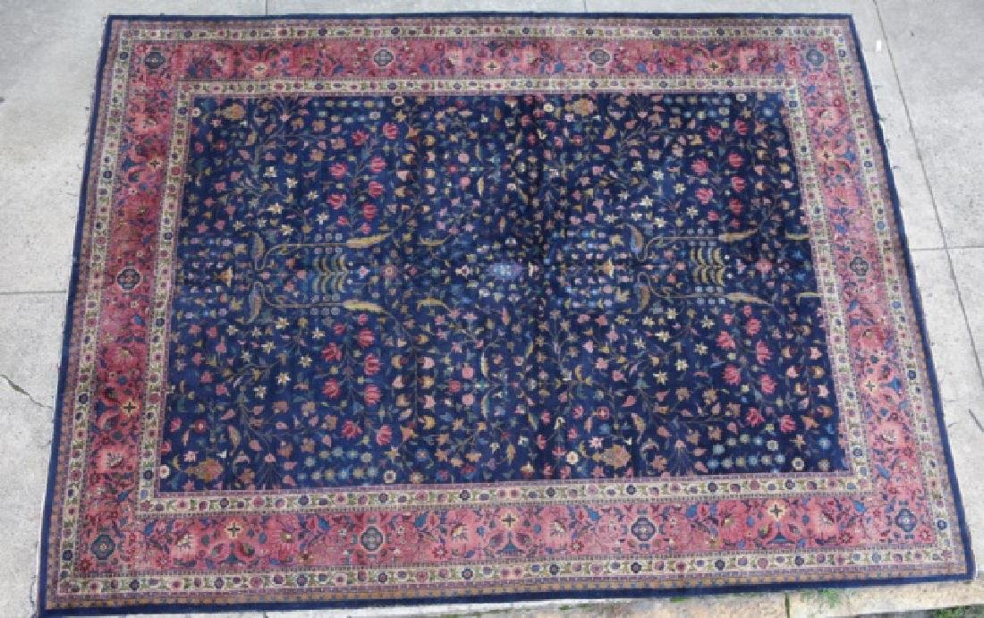 PERSIAN HAND WOVEN ROOM SIZE CARPET - 10