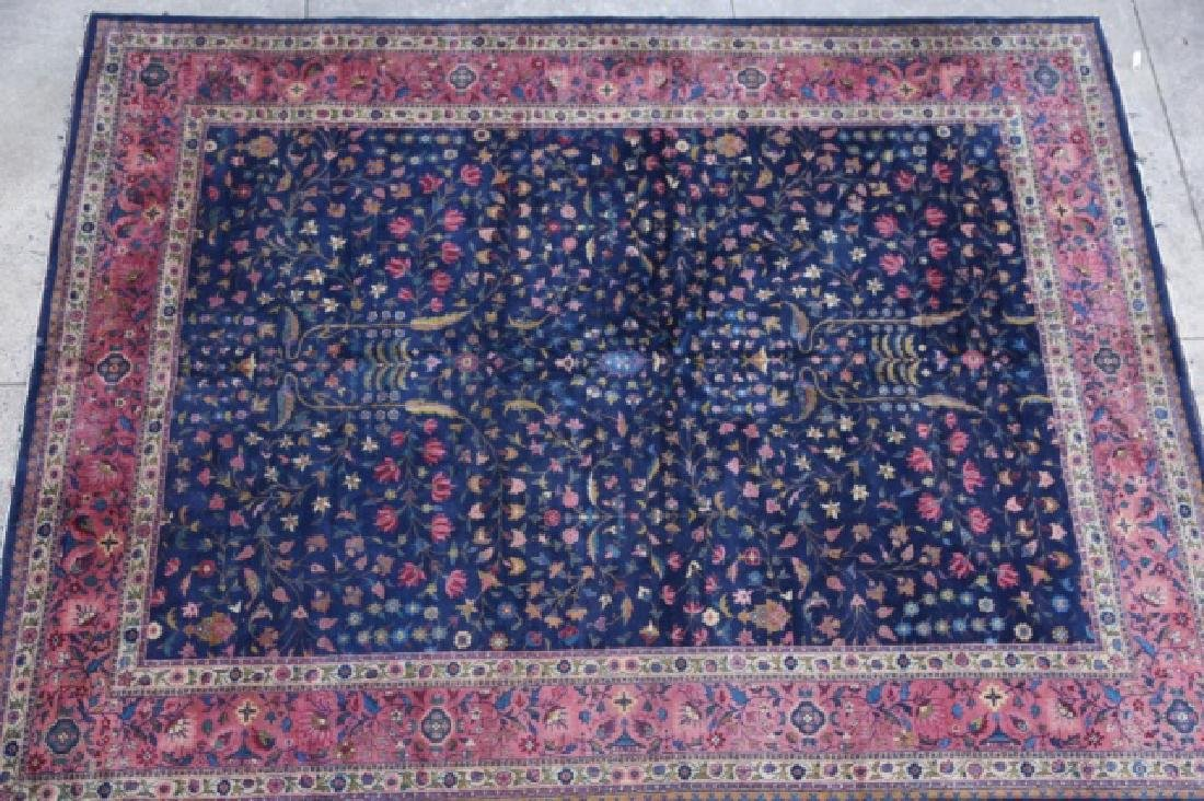 PERSIAN HAND WOVEN ROOM SIZE CARPET - 2