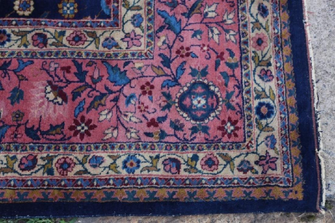 PERSIAN HAND WOVEN ROOM SIZE CARPET - 6