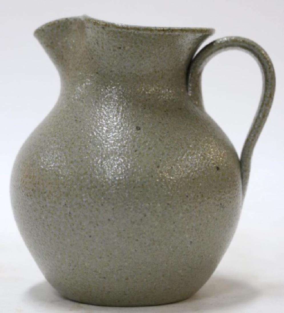 JUGTOWN POTTERY PITCHER