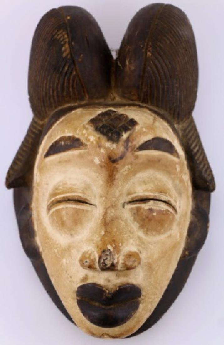 AFRICAN MASK - 6