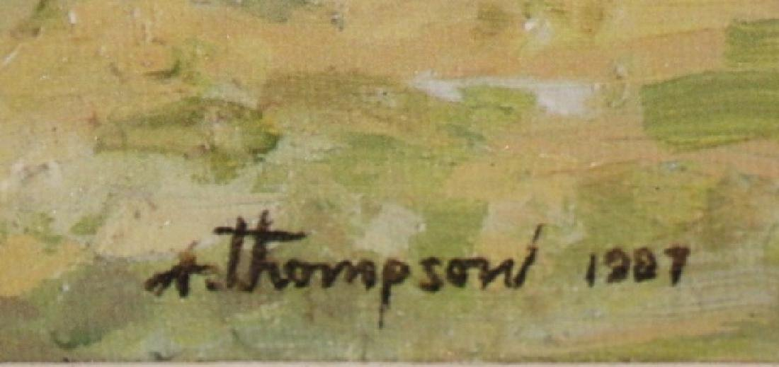A. THOMPSON (AMERICAN NC) LANDSCAPE - 4