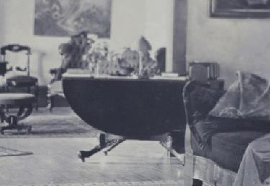 AMERICAN  FEDERAL PHILADELPHIA  BREAKFAST TABLE - 3