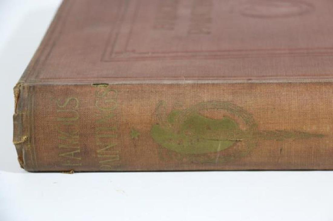 FUNK & WAGNALL'S ANTIQUE BOOK OF FAMOUS PAINTINGS - 3