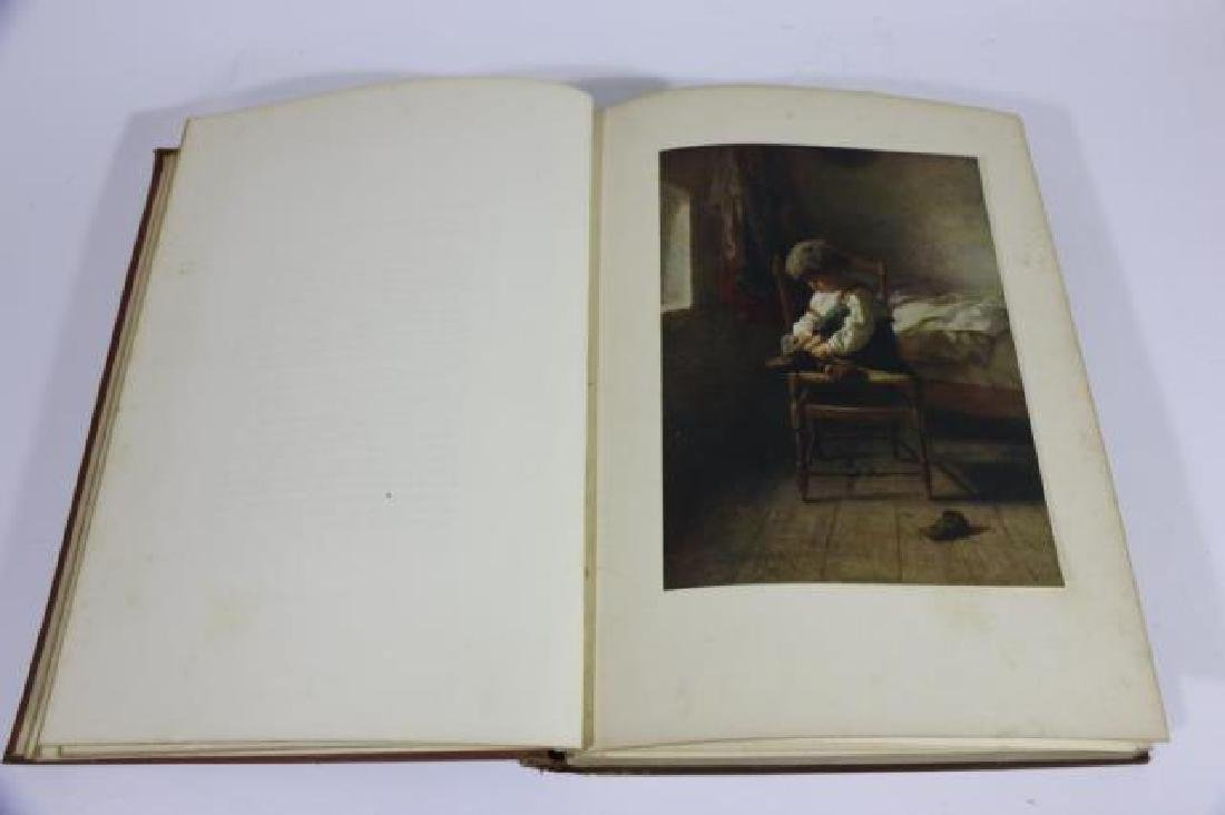 FUNK & WAGNALL'S ANTIQUE BOOK OF FAMOUS PAINTINGS - 9