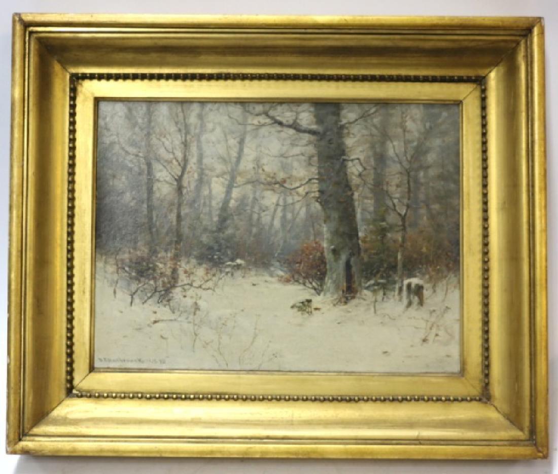 DU BOIS FENELON HASBROUCK (AMERICAN, 1860-1917)