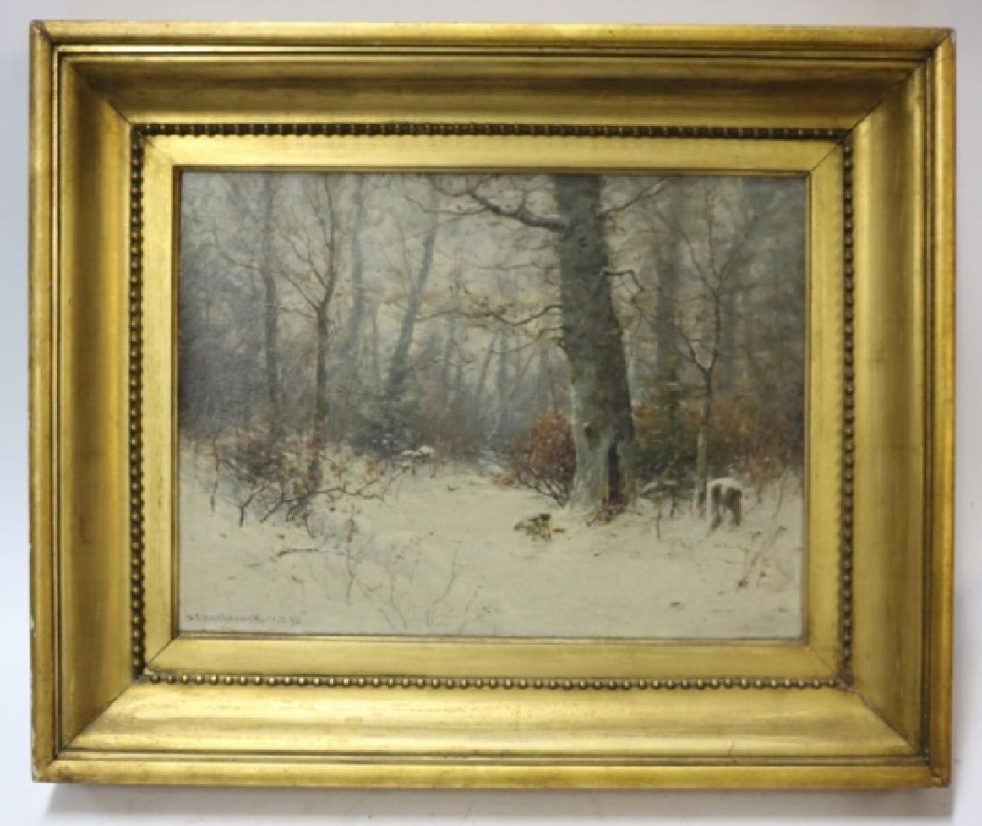 DU BOIS FENELON HASBROUCK (AMERICAN, 1860-1917) - 2