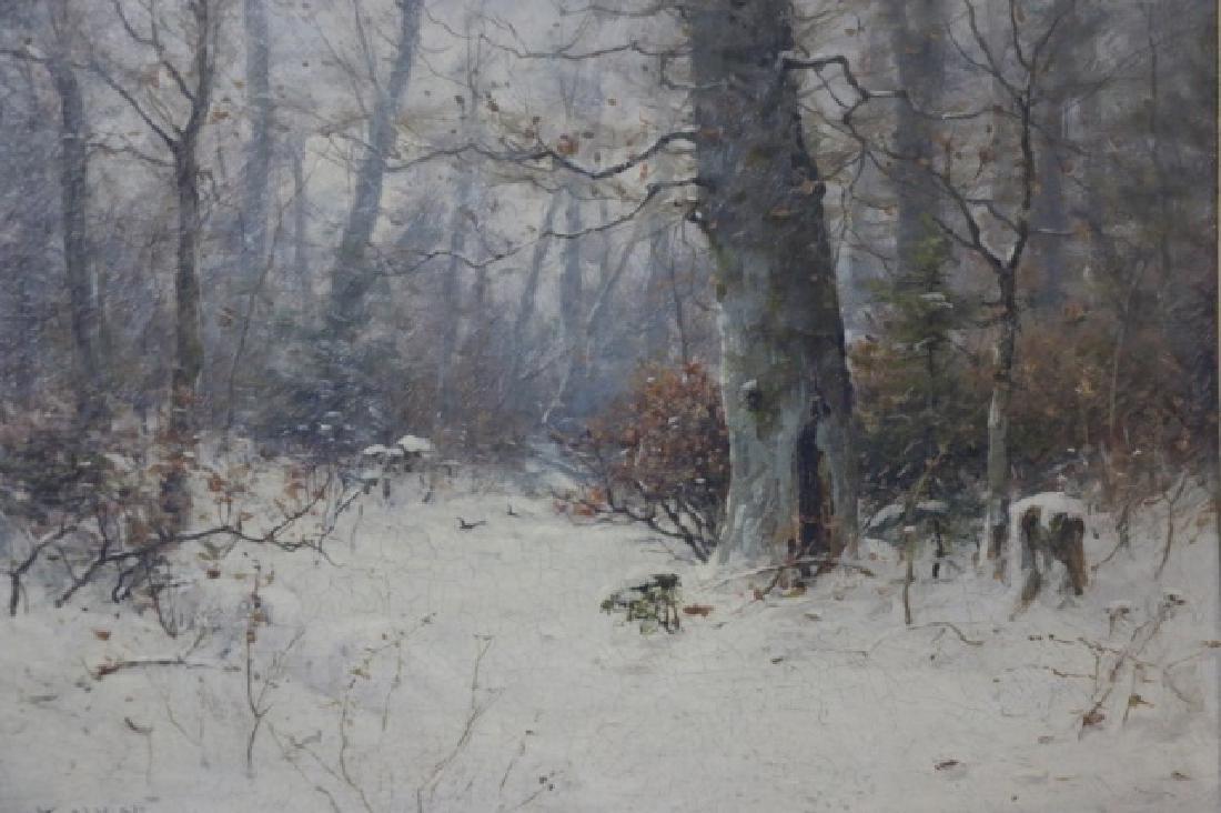 DU BOIS FENELON HASBROUCK (AMERICAN, 1860-1917) - 3