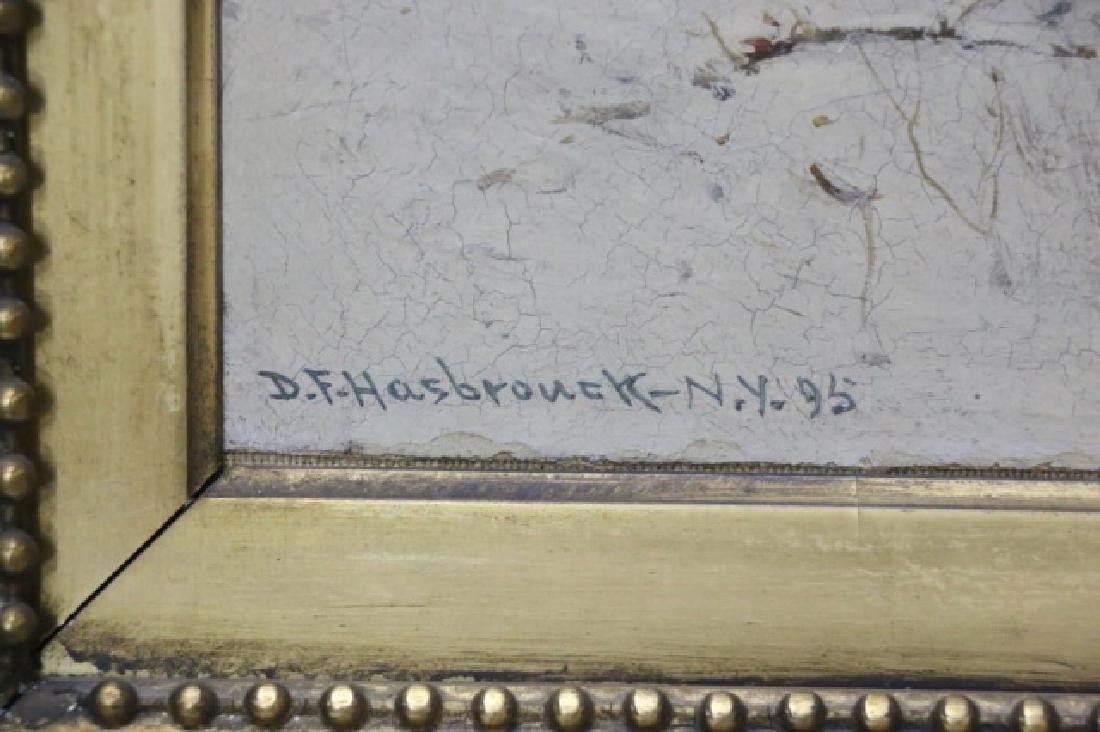 DU BOIS FENELON HASBROUCK (AMERICAN, 1860-1917) - 5