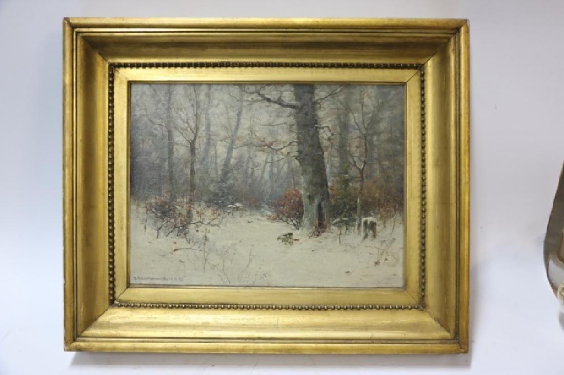 DU BOIS FENELON HASBROUCK (AMERICAN, 1860-1917) - 9