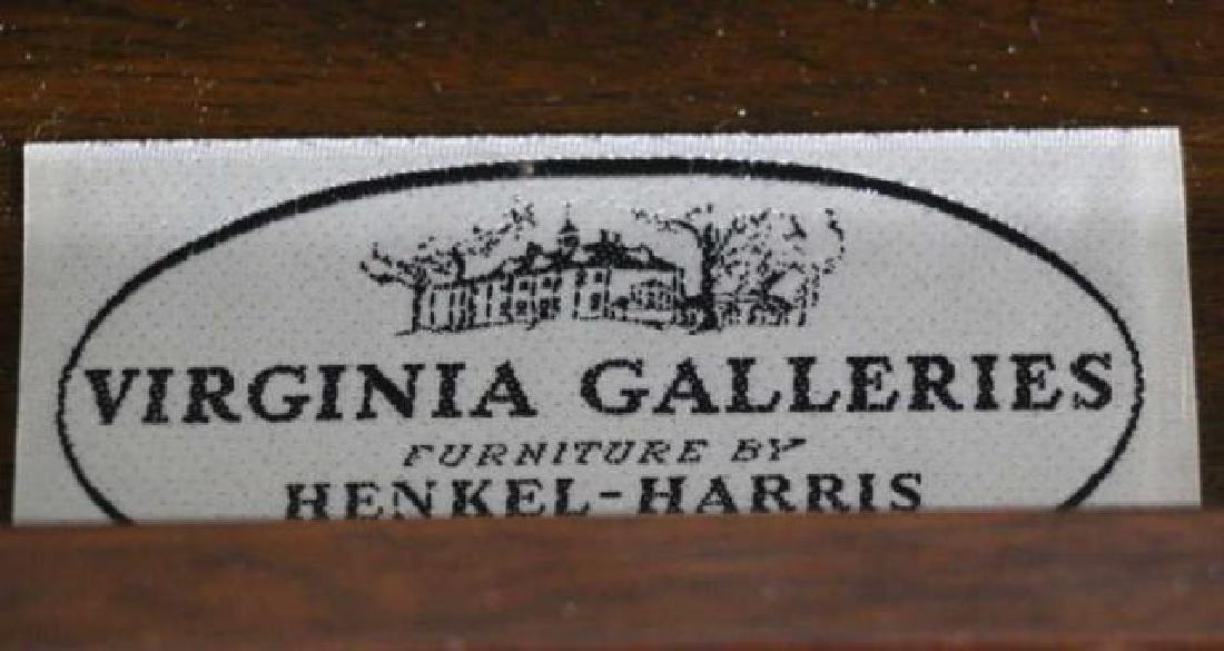 HENKEL HARRIS HEPPLEWHITE MAHOGANY SILVER CHEST - 7