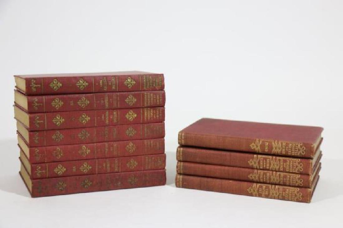 ANTIQUE HISTORY & SCIENCE BOOK GROUPING - 2