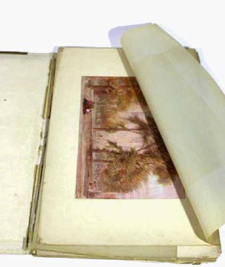 INTERNATIONAL STUDIOS ANTIQUE BOOK OF WATERCOLORS - 3