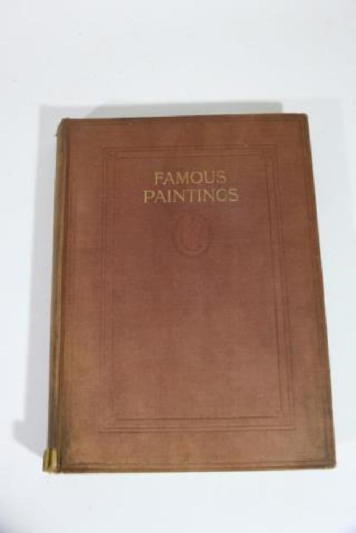 FUNK & WAGNALL'S ANTIQUE BOOK OF FAMOUS PAINTINGS - 4