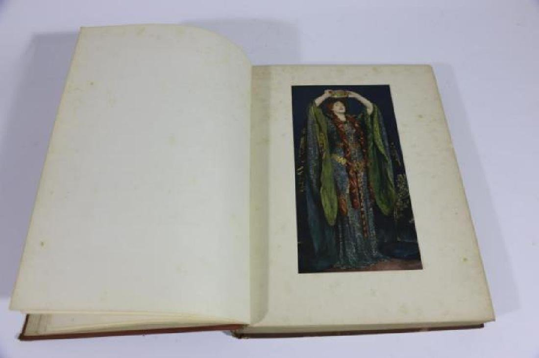 FUNK & WAGNALL'S ANTIQUE BOOK OF FAMOUS PAINTINGS - 7