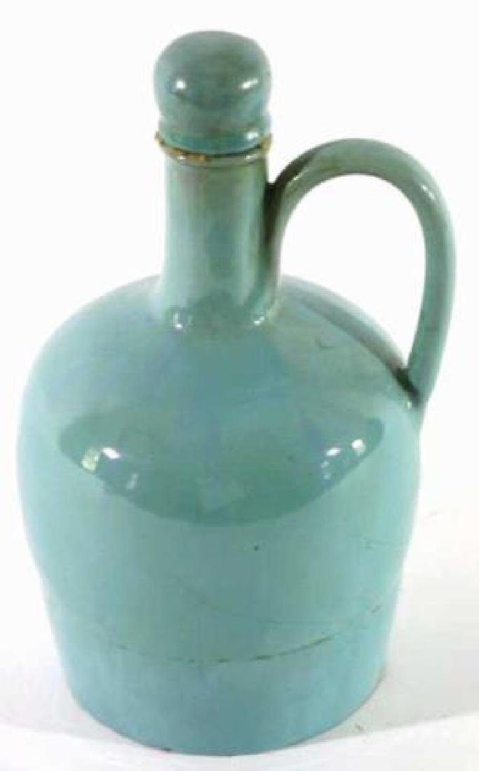 FULPER MUSIC BOX ART POTTERY JUG - 3