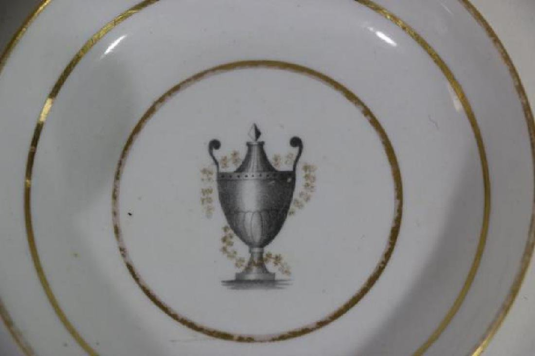 FRENCH 18TH /19TH C CUP & SAUCER - 6