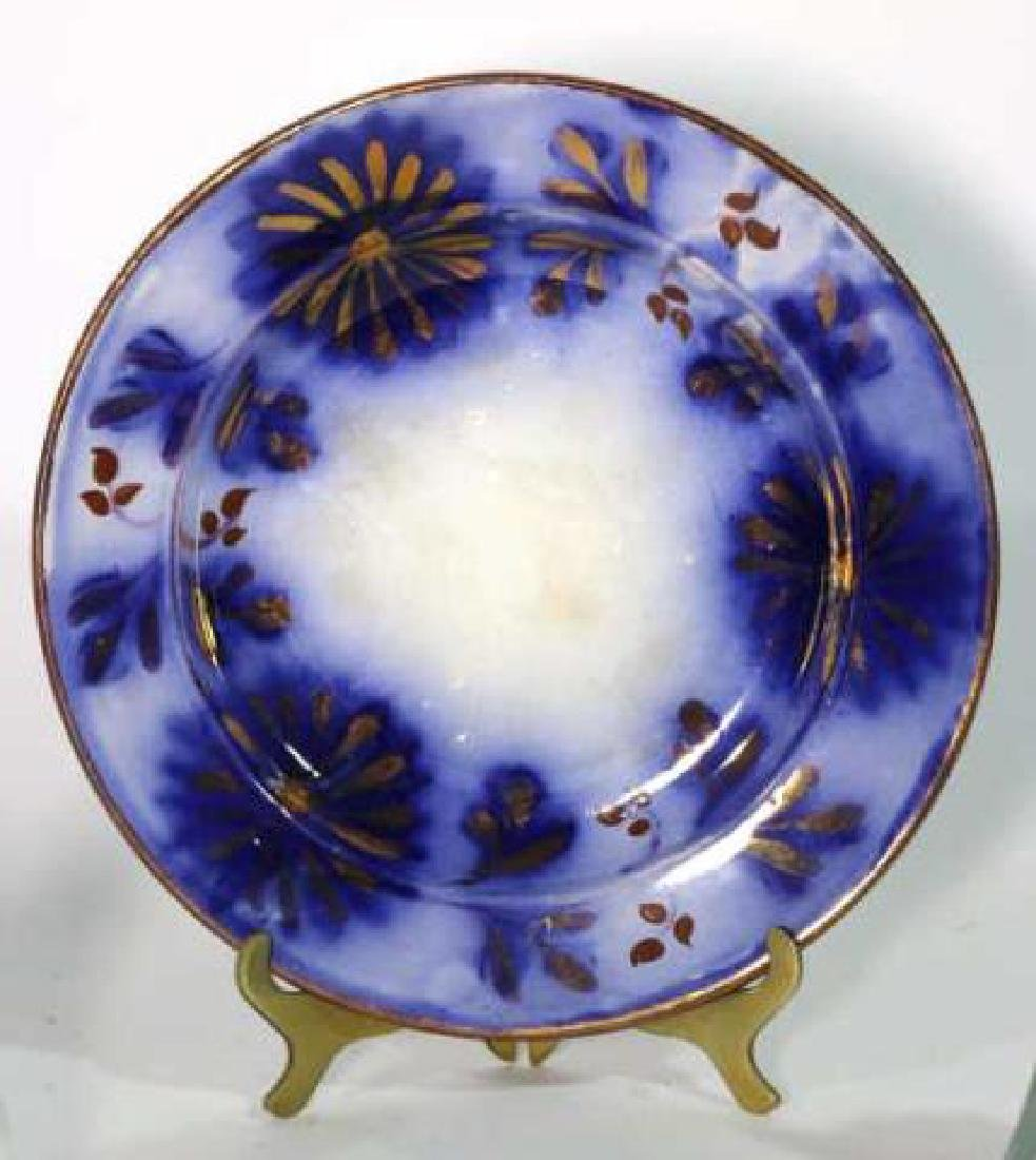 ANTIQUE PORCELAIN GROUPING - 5