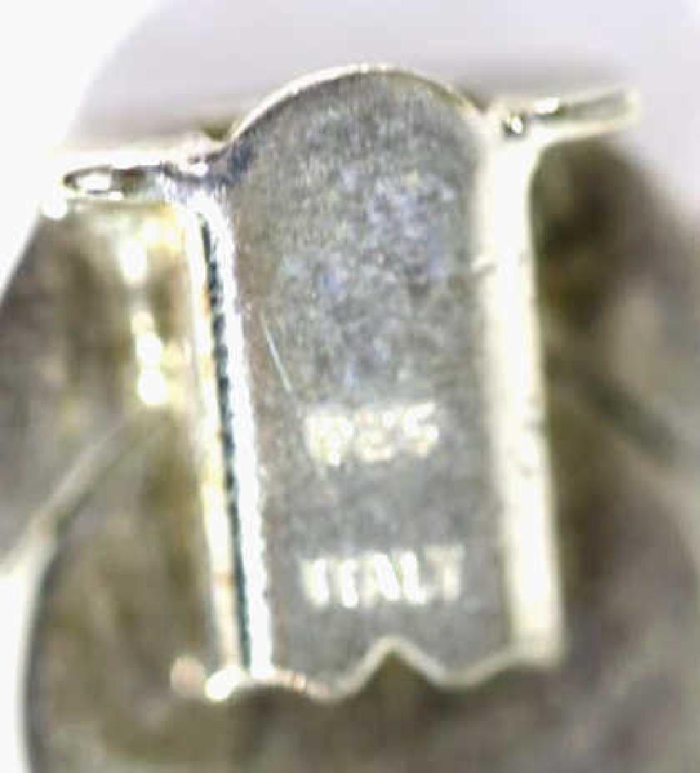 TIFFANY & CO. STYLE STERLING SILVER/ GOLD BRACELET - 6